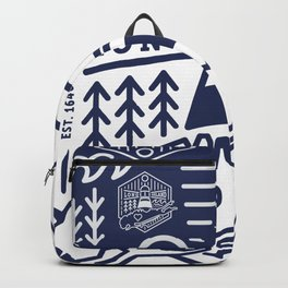 Long Island Crest Backpack