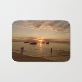 Stonetown Sunset Bath Mat