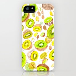 Kiwi Kiwi iPhone Case