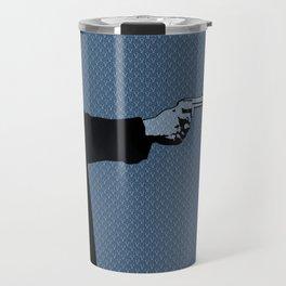 Kittappa Series - Blue Travel Mug