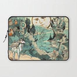 Last Unicorn Journey Laptop Sleeve