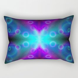 Bubbles Bokeh Effect G123 Rectangular Pillow