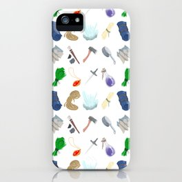 So You're Leaving On An Adventure... iPhone Case