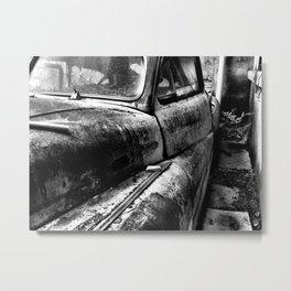 Rust Metal Print