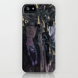 Honey Dreaming iPhone Case