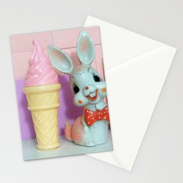 Ice Cream Kisses Stationery Cards
