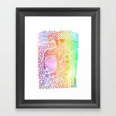 Doodle! Framed Art Print