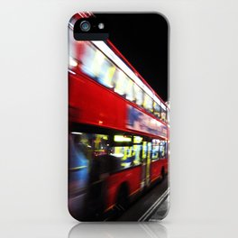 double decker iPhone Case