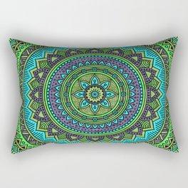 Hippie mandala 44 Rectangular Pillow