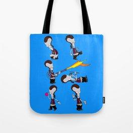 Ricky Spanish Tote Bag