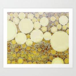 :: Mimosa Morning :: Art Print