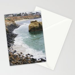 Sunset Cliffs San Diego 2 Stationery Cards