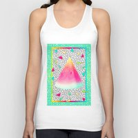 watermelon Tank Tops featuring Watermelon by Danny Ivan