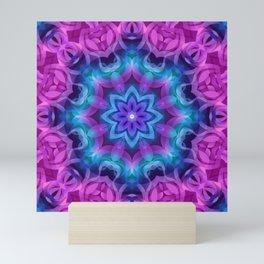 Floral Abstract G269 Mini Art Print