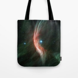 The giant star Zeta Ophiuchi a young large and hot star located around 370 light-years away is havin Tote Bag