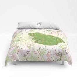 Little Frog Comforters