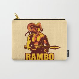 Rambo Carry-All Pouch