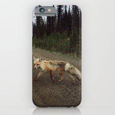 Fox Trot iPhone 6 Slim Case