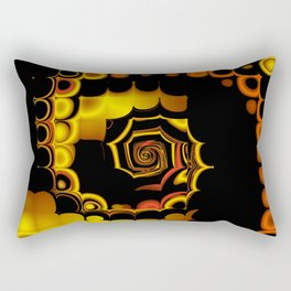 TGS Fractal Abstract 3 Rectangular Pillow