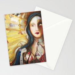 When a Heart Breaks Stationery Cards