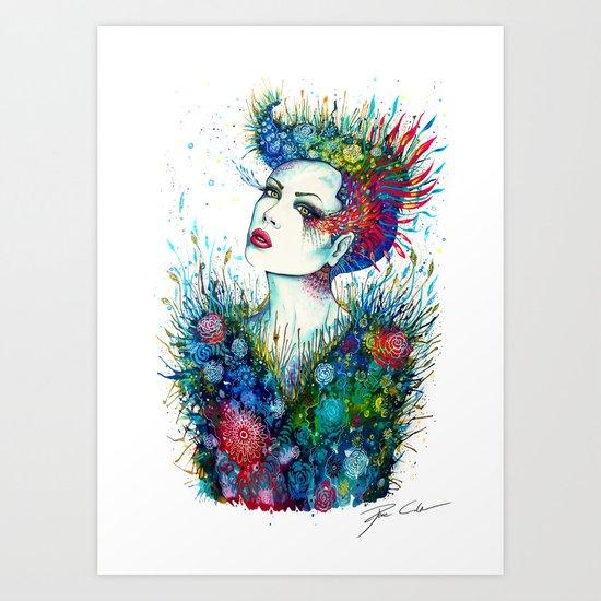 """Meadow"" Art Print"