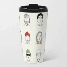 The Characters of W Travel Mug