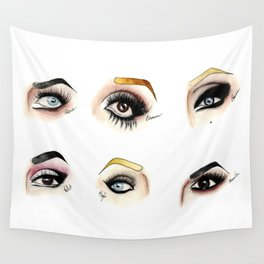 Eye see Drag Wall Tapestry