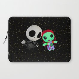 Halloween Babies | Jack | Sally | Christmas | Nightmare Laptop Sleeve