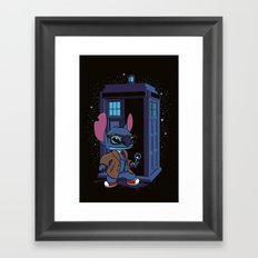 The 626th Doctor Framed Art Print