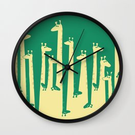 Such A Great Height Wall Clock