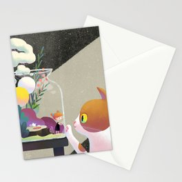 Adoption Stationery Cards