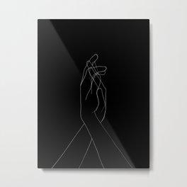 amour Metal Print