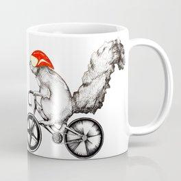 Secret Squirrel Coffee Mug