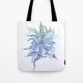 Patterns Gradient Cool 02 Tote Bag