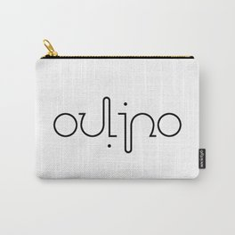 OULIPO ambigram Carry-All Pouch