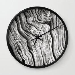 Ancient Remains Wall Clock