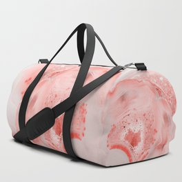 Coral Agate Duffle Bag