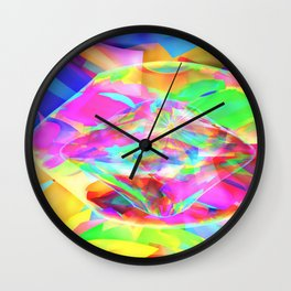 The bling-bling Wall Clock