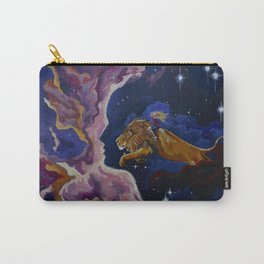 Lily the Lionhearted Carry-All Pouch