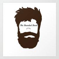 The Bearded Bard Art Print