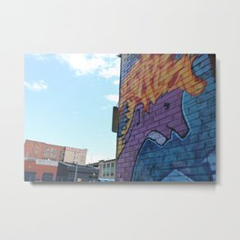 Art Central wall Metal Print