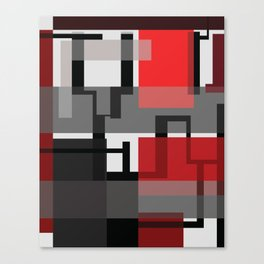Transparencias Canvas Print
