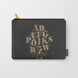 Type Splatt Carry-All Pouch
