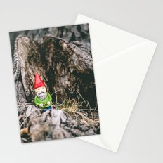 Oli the Gnome in His Summer House Stationery Cards