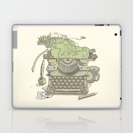 A Certain Type of City Laptop & iPad Skin