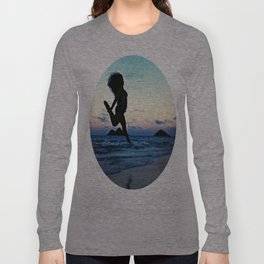 Dancing with the Wind Long Sleeve T-shirt