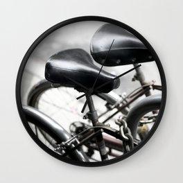 bikes 04 Wall Clock