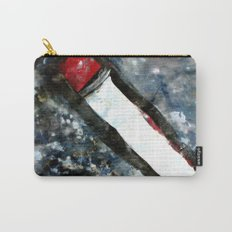 Red matchstick Carry-All Pouch
