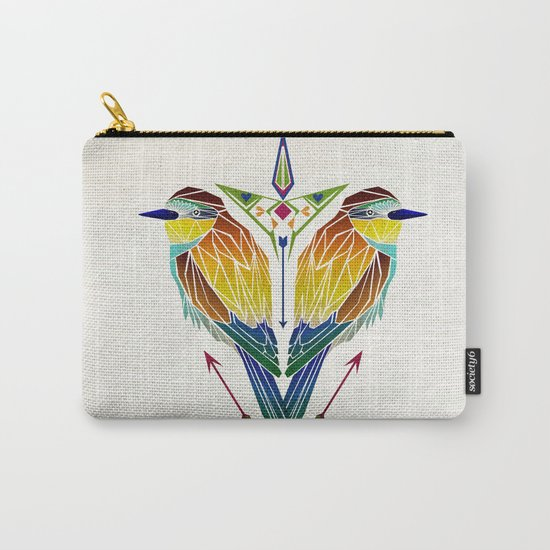 birds love Carry-All Pouch