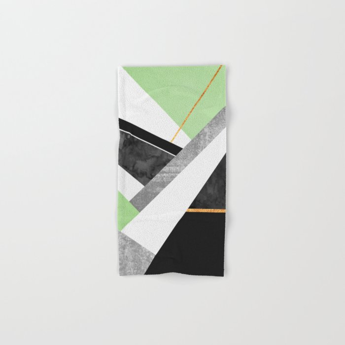 Lines & Layers 1.3 Hand & Bath Towel